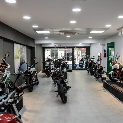 Concesionario de motos KEEWAY en Barcelona