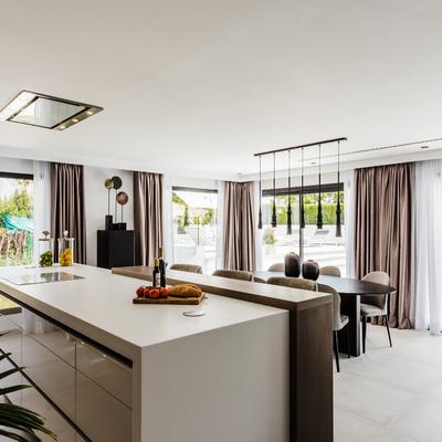 Double Residence Family Villa