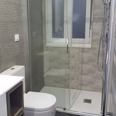 Mampara Baño 2