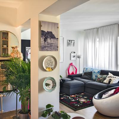 El sorprenderte antes y después de un apartamento en Santander