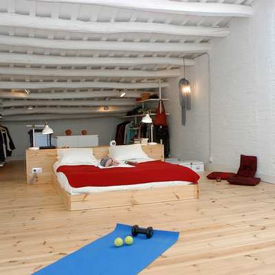 Un proyecto feng shui para un dormitorio