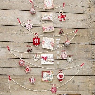 Prepara tu casa para la Navidad de forma económica y original