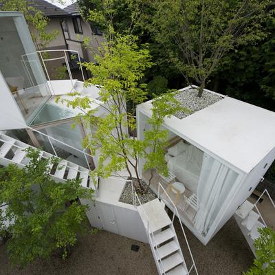 10 Innovadoras y ecológicas casas prefabricadas