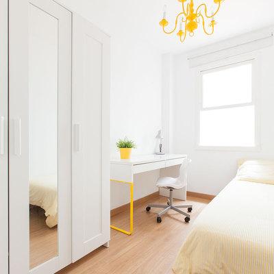 La habitación amarilla