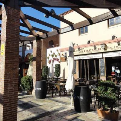Proyecto de Actividad para local destinado a Bar con Cocina, Malaga
