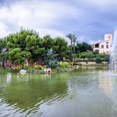 Un oasis donde antes hubo canteras