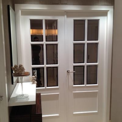 Lacado de puertas, armarios y colocacion de parquet
