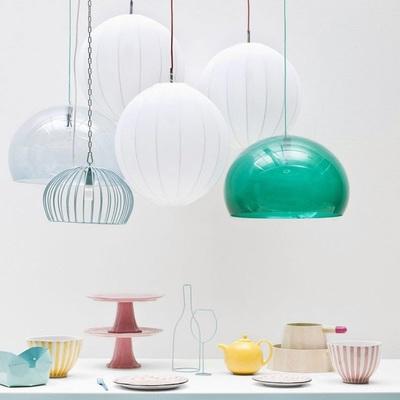 Iconos del diseño: la lámpara FLY de Ferruccio Laviani