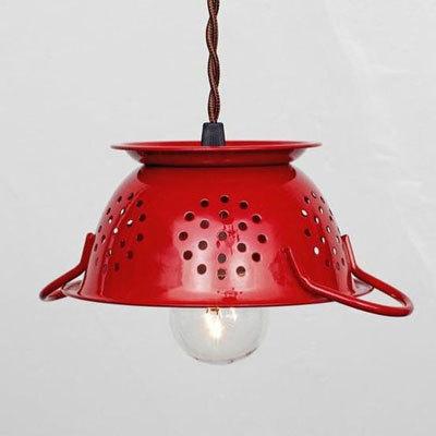 lampara-colador-diy