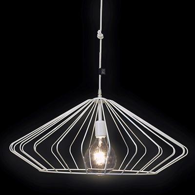 Lámpara minimalista de techo