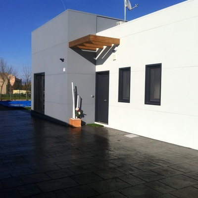 Lardero casa prefabricada