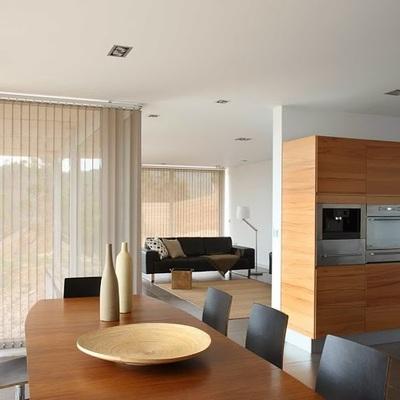 Ideas y fotos de cortinas para inspirarte p gina 4 for Cortinas salon beige