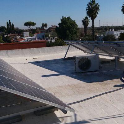 Instalación Solar Fotovoltaica de 2,86 kW