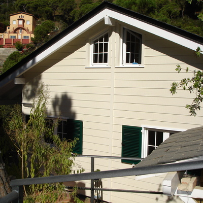 Lateral casa