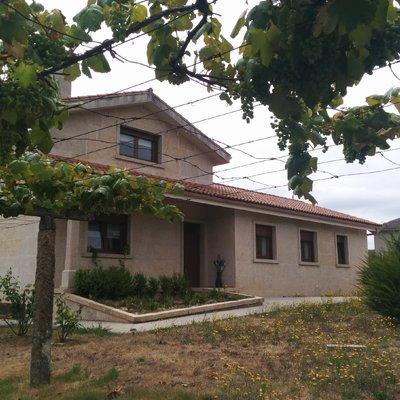 Proyecto vivienda unifamiliar PB+1 en Espasende (Teo)