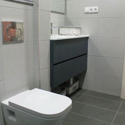 Reforma de baño y cocina en Llançà, Girona