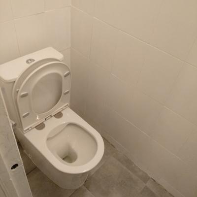 Reforma de lavabos