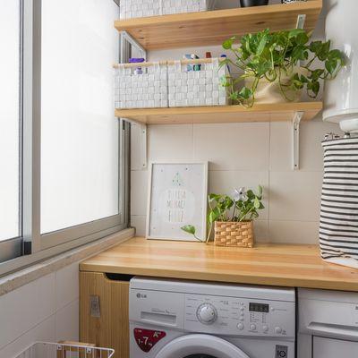 Cómo aprovechar el máximo si tienes lavadero en casa