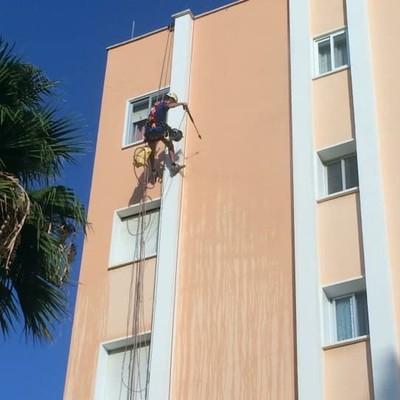 Rehabilitación de Fachada Torre del Mar