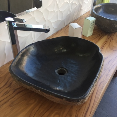 lavamanos piedra
