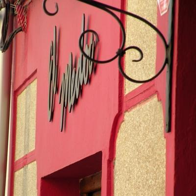 Letrero fachada