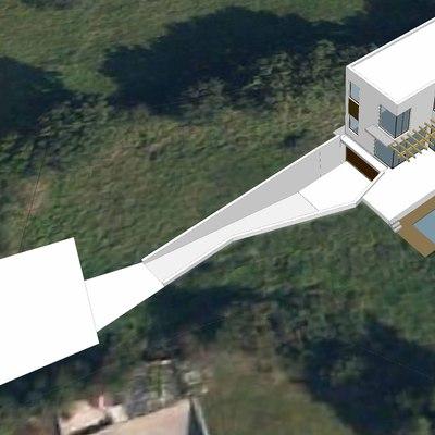 Tramitación ante CROTU de autorización de construcción en rústico de vivienda en Cantabria
