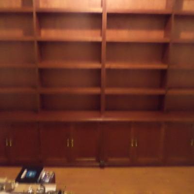 Librería salón en Madrid