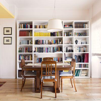 Cómo ordenar los libros de tu mueble