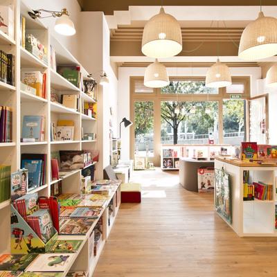 Una librería infantil con mucho encanto