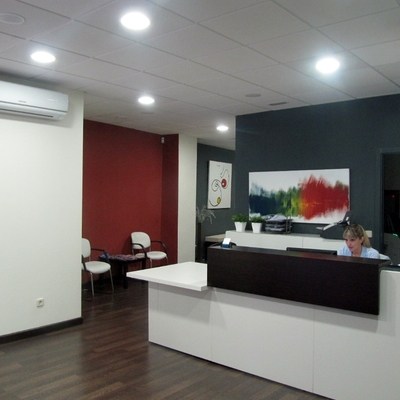 Licencia actividad centro medico 8