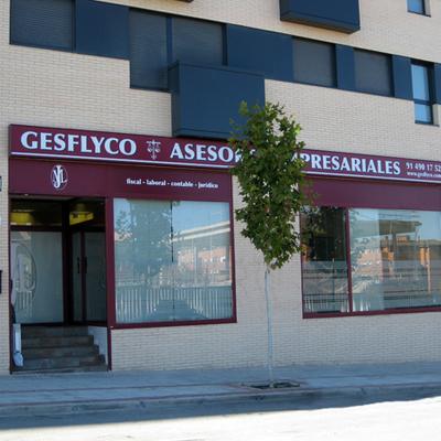 Oficinas Para Asesoría En Alcobendas