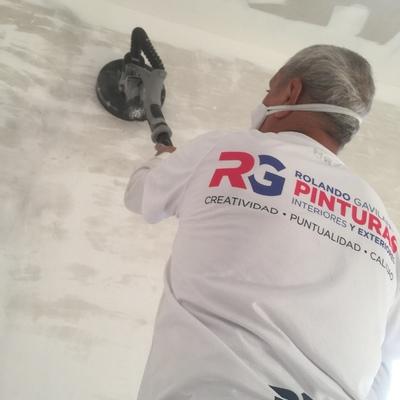 Pintura en paredes nuevas