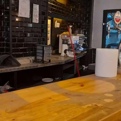 Limpieza de bar restaurante