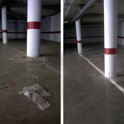 Limpieza de garajes y parkings en Sevilla desde 100 €