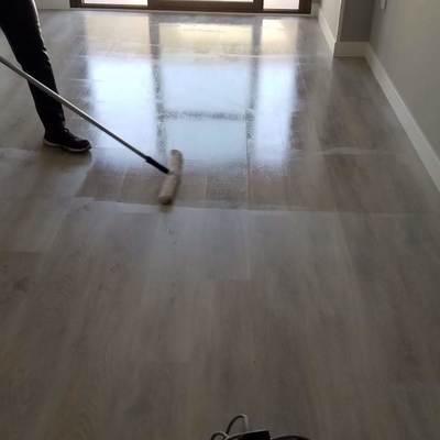 Limpieza Fin de Obra Piso 85 m2 Madrid