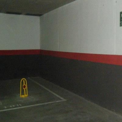 Limpieza de parkings y garajes en Álava