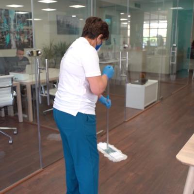 Limpieza Integral en WeCoWork en Marbella