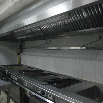 Limpieza General en Cocinas