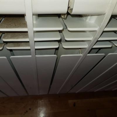 Limpieza General radiadores y ventanas