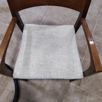 Limpieza sillas bar