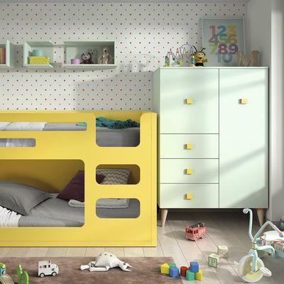 Cómo sacar partido a un cuarto infantil pequeño