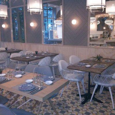 Local comercial de restauración en pleno centro de Madrid: Sushita Café.