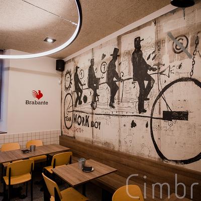 """Proyecto, diseño y reforma de local comercial """"Mushroom"""""""