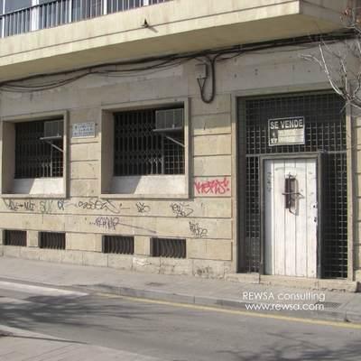 Local De Alicante Despues De Reformarlo