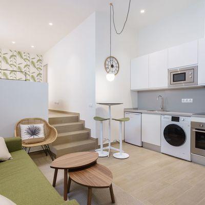 Soluciones para casas pequeñas: vivir en menos de 50 m²