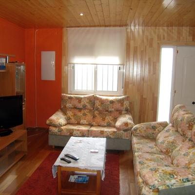 3) LOFT - Apartamento 90m2:  DESPUES (Salón)