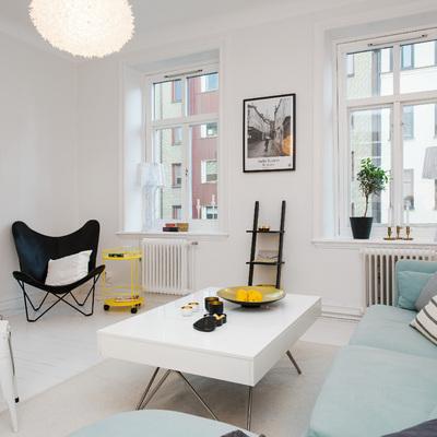 Ideas y fotos de mesas bajas blancas para inspirarte - Mesas bajas de salon cuadradas ...