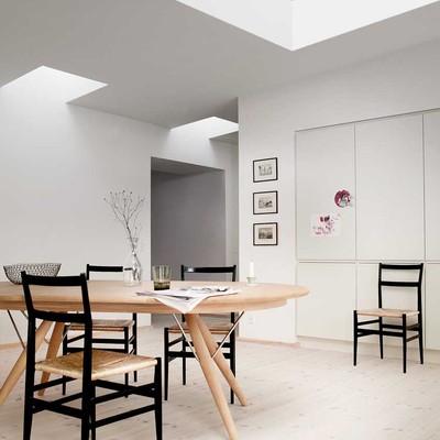 Luz natural en la arquitectura