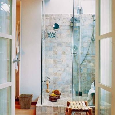 Mamparas de baño: tipos y cómo limpiarlas