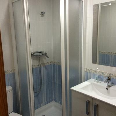 Mampara de ducha, Albacete